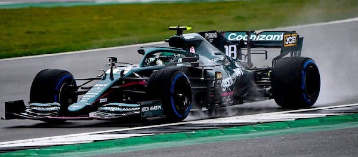 Aston Martin F1-bolide