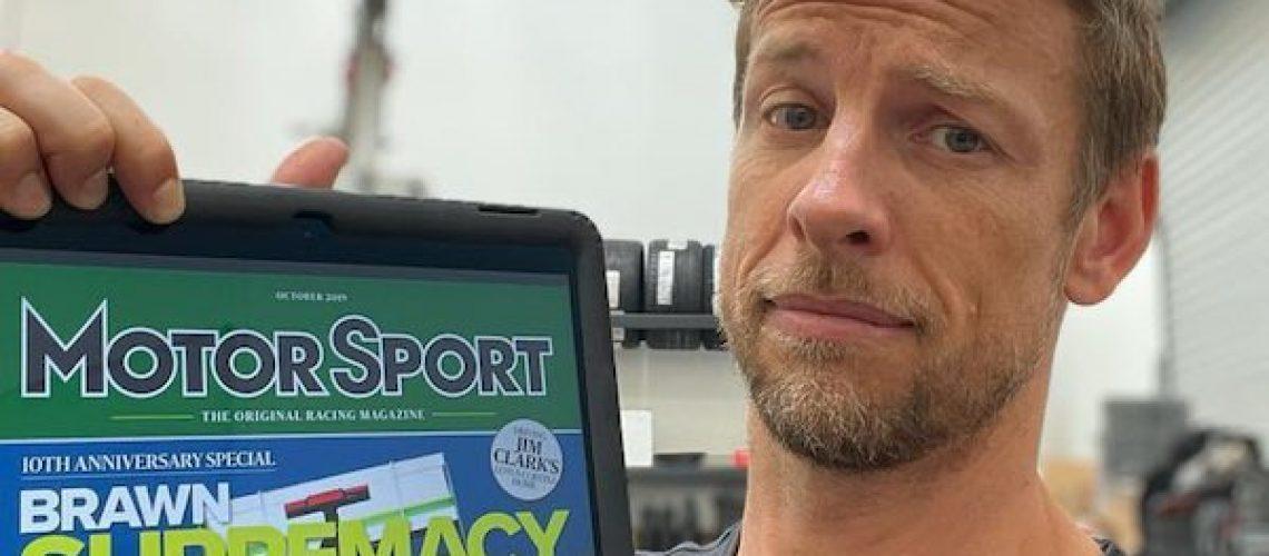 Jenson Button - Twitter