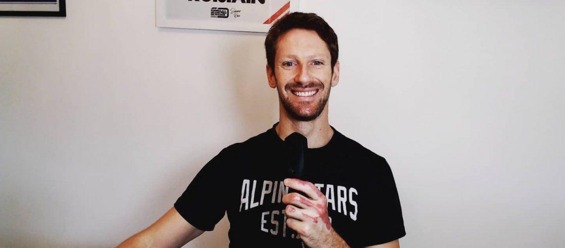 Romain Grosjean (Twitter)
