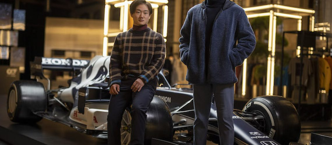 AlphaTauri F1 team