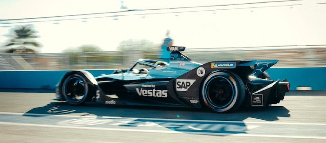 Mercedes-EQ Formula E Team