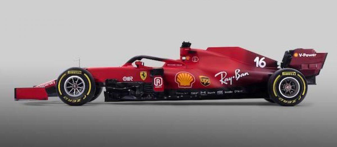 Ferrari - Shell (Twitter)