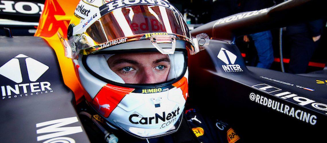 Red Bull F1 team