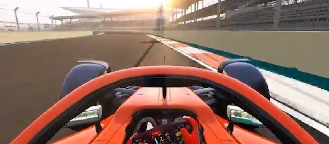 F1 - Twitter